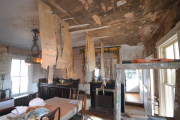 <h5>Dining Room: stripping wallpaper</h5><p>																																																																																																																																																																										</p>